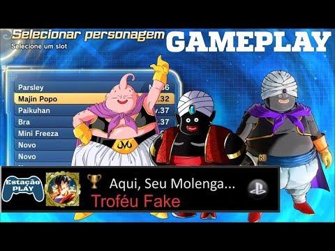 GAMEPLAY DRAGON BALL XV2 – NA BUSCA PELA PLATINA