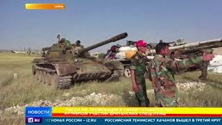 Антонов предостерег США от очередной агрессии в Сирии