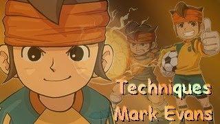[OLD] 1) Mark Evans / Endou Mamoru (HD) - Inazuma Eleven Techniques / All Hissatsu