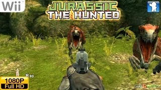 Jurassic: The Hunted - Wii Gameplay 1080p (Dolphin GC/Wii Emulator)