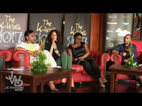 Noémie Lenoir aux Africains qui veulent quitter le continent KWalk Yaoundé 2017