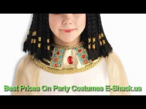 Cleopatra Costume For Kids At Prices That Will Shock You & Cleopatra Costume For Kids At Prices That Will Shock You - YouTube