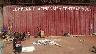 Orta Afrika Cumhuriyeti insani yardım bekliyor