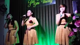 [Live]  Mắt Ngọc- Về Lại Vườn Xưa