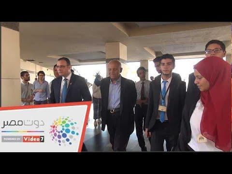 شاهد.. زيارة مجدى يعقوب لمهرجان مدينة زويل للعلوم والتكنولوجيا  - نشر قبل 6 ساعة