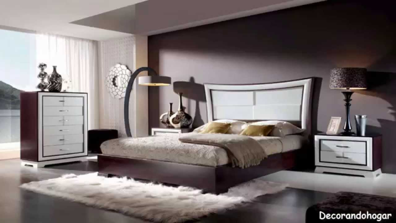 Decorar Habitación Matrimonial | Decoración dormitorio - YouTube