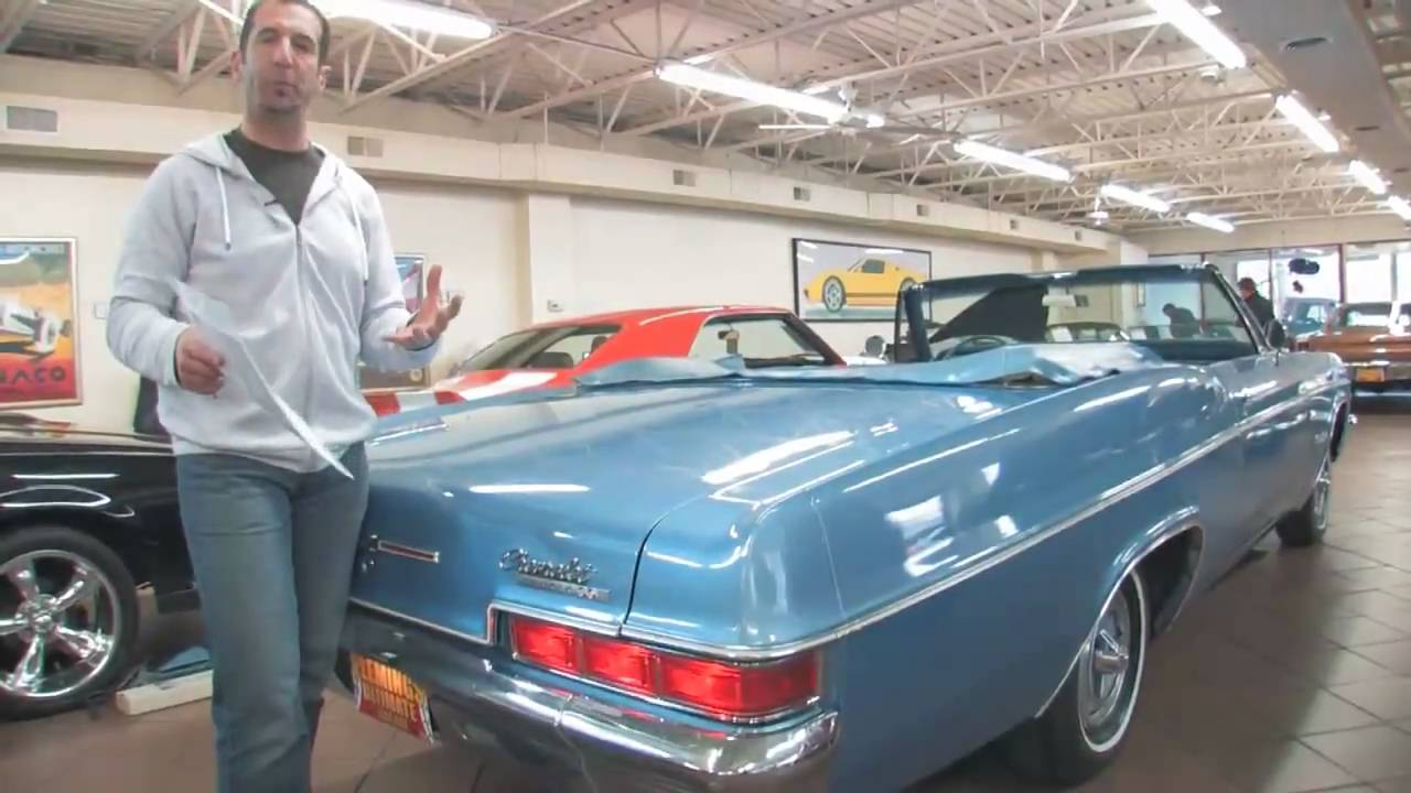 Impala 1966 chevy impala ss : 1966 Chevrolet Impala SS for sale with test drive, driving sounds ...