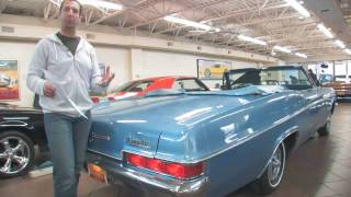 1966 Chevrolet Impala SS  for sale with test drive, driving sounds, and walk through video