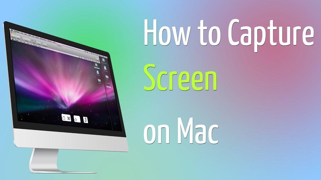 Capture screen video mac catalina