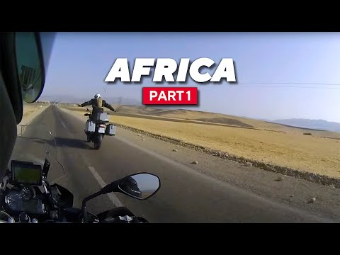 TeapotOne Goes Back to Africa - Riding Morocco with Toro Adventure on BMW R1200GS Rallye - Part 1