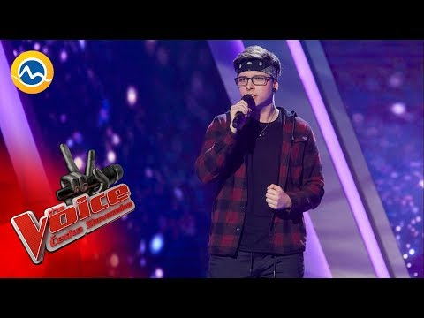 Danny Leden - Another Love (Tom Odell) - The VOICE Česko Slovensko 2019