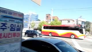 전주한옥마을  전주*임실 시티투어 관광버스 정류장...…