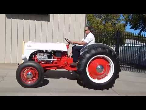 1952 Ford 8N Tractor V8 Conversion (Sorry Sold)