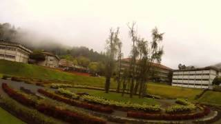 Campus de la Universidad Simón Bolívar (USB) en Caracas
