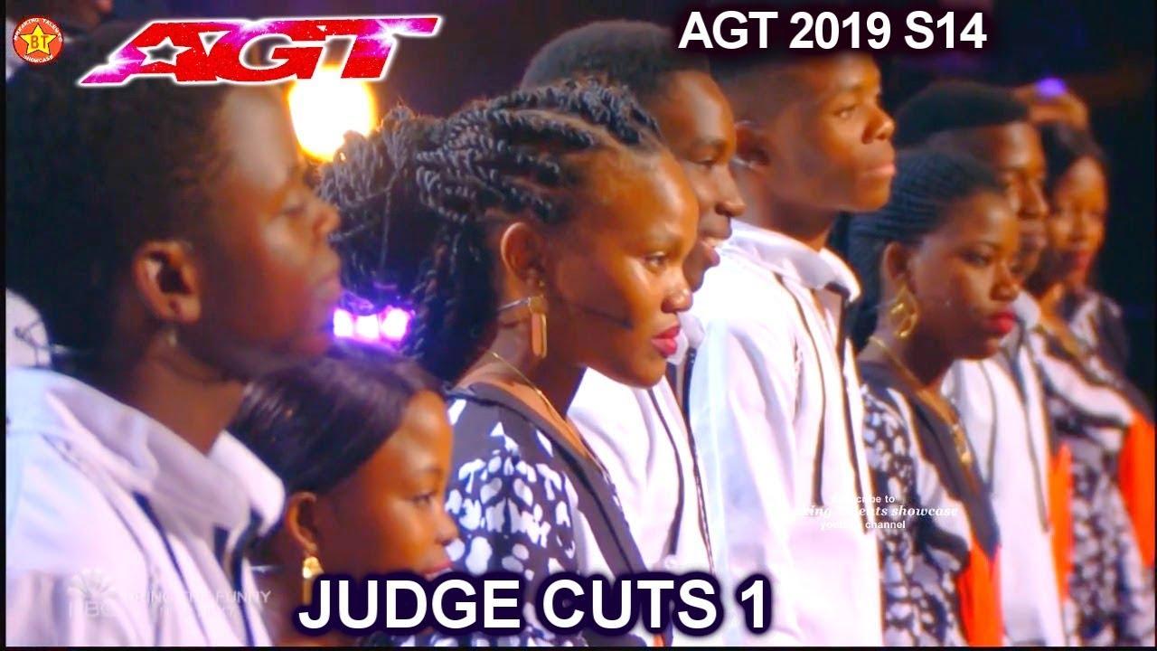 Ndlovu Youth Choir from South Africa