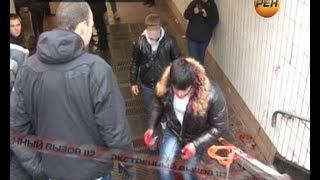 Активисты избивают наркоторговцев. Экстренный вызов