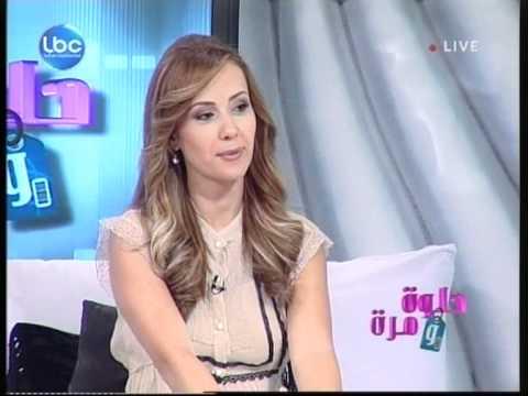 Jessika Malo interview Helwe w Murra 19-7-2011