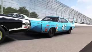 Forza Motorsport 6 American Muscle Daytona Race Replay