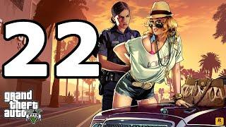 Grand Theft Auto 5 PC Walkthrough Part 22 - No Commentary Playthrough (PC)