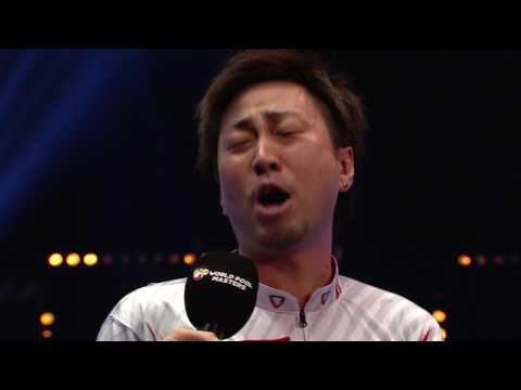 MUST SEE! Naoyuki Oi hilarious interview at Dafabet World Pool Masters