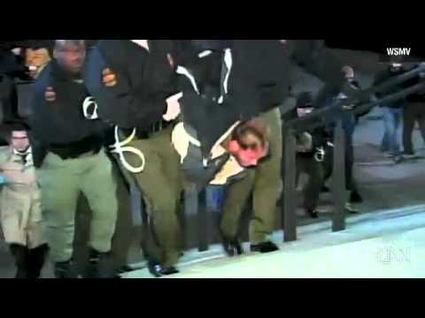 Occupy Nashville Protesters Arrested