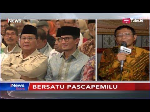 Image of Prabowo Tolak Hasil Pemilu, Begini Tanggapan Prof. Mahfud MD - iNews Sore 15/05