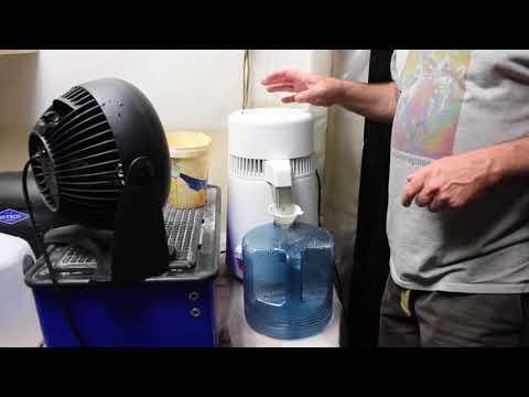 VEVOR, Water Distiller Review, 12/25/17