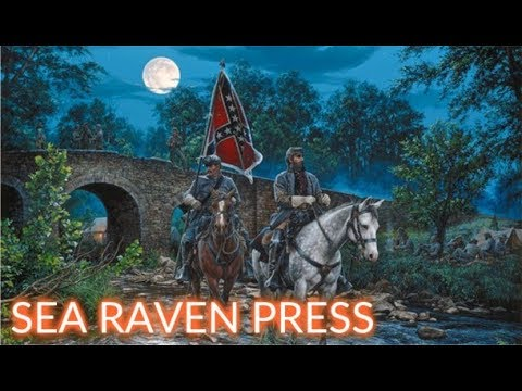 SEA RAVEN PRESS CONFEDERATE ARTWORK