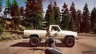 Far Cry 5 GTX  GTX 1070 4.5 OC + 16 GB RAM