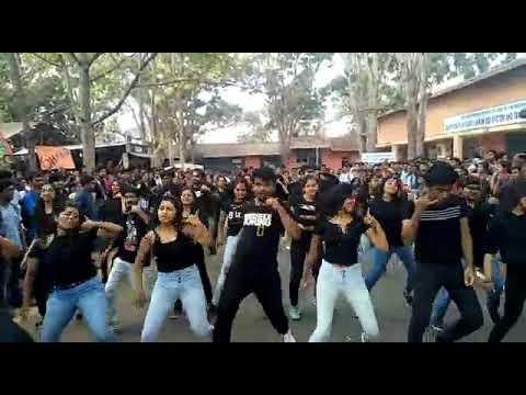 Flash Mob Team ||$HABD|| @ Jss Science And Technology University Of Mysore (SJCE)#08/02/2019