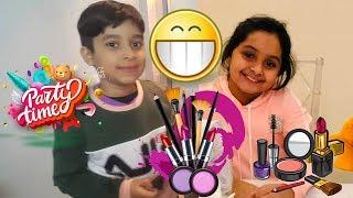 Makeup Video for Kids | Little Hulk Makeup Video with Abiha Ali
