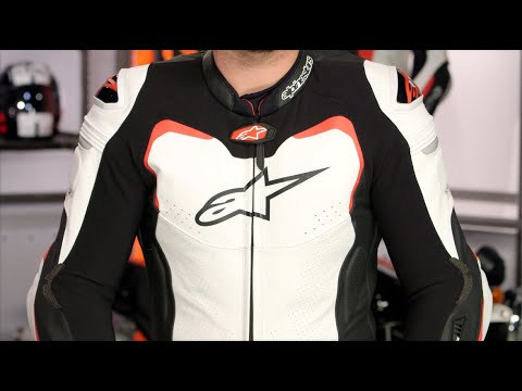 Alpinestars GP Pro Race Suit for Tech-Air Review at RevZilla.com