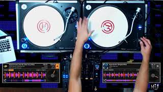 Traktor Set Vinil - Tech House Agosto 2017