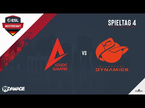 VOD: PKD vs AHG - ESL Meisterschaft Winter 2019 - G2