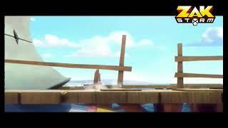 زاك ستورم الحلقة 2 - فرسان البحار السبعة - سبيس تون المقطع الرابع