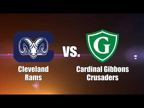 Cleveland At Cardinal Gibbons