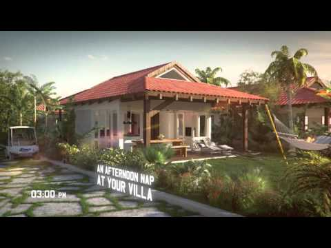 Blue vaneo panama - animated marketing movie