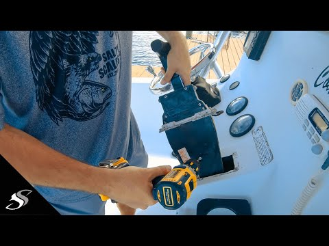 How to Install Honda Outboard Throttle Box Kit