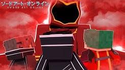 Minecraft: PRESOS DENTRO DO JOGO! - SWORT ART ONLINE Ep.3 ‹ Al3xey ›