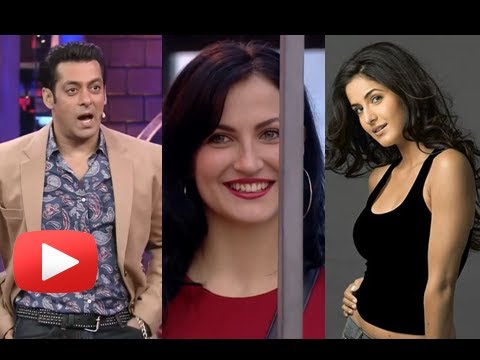 Salman Khan Compares Elli Avram To His Ex Girlfriend Katrina Kaif