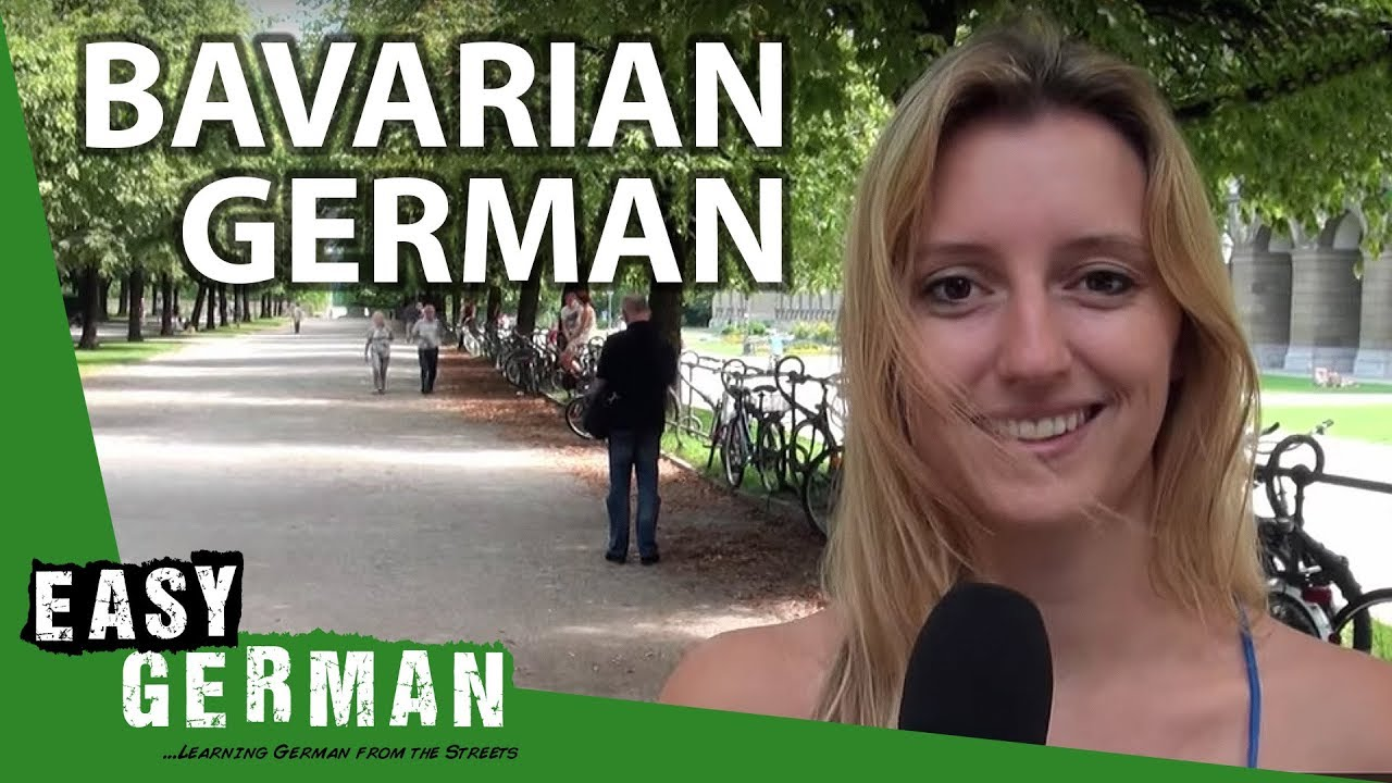 Ich bin ein bavarian