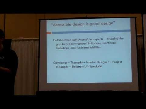 Abilities Expo 2012 - Accessible modifications