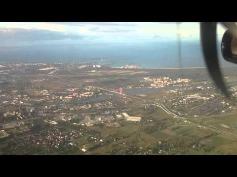 Xi'an ✈ Helsinki ✈ Gdańsk