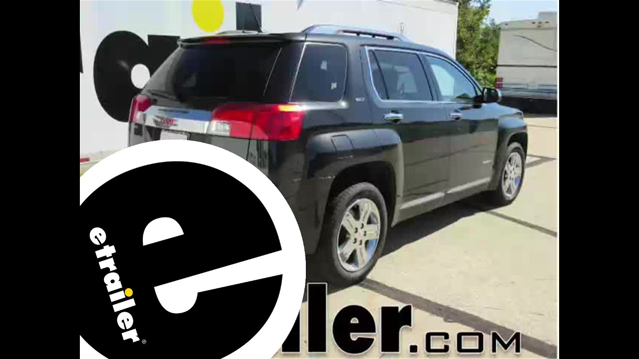 Trailer Wiring Harness For 2013 Gmc Terrain : Gmc acadia trailer wiring harness diagram