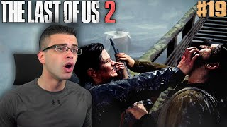 Abby vs Tommy on the Bridge - The Last of Us 2 (Part 19 )