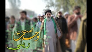 Wahdat e Ummat Rally ke baray mai Ustad e Mohtaram ke Izharaat
