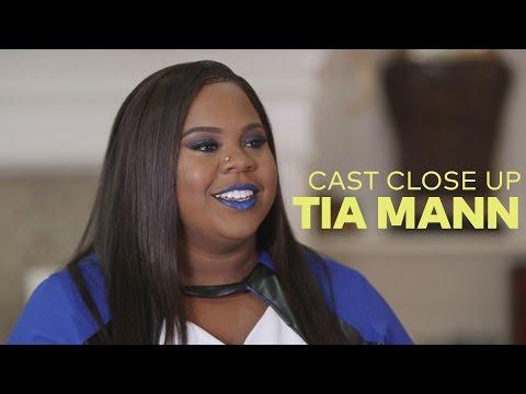 Meet David & Tamela Mann's Daughter  Tia Mann  The Manns  TV One