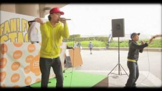 """isis+ (イーシス)  """"SUMMER PARTY"""" ライブ HAWKS MUSIC PROGRAM"""