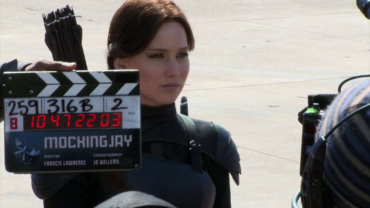 The Hunger Games Mockingjay Part 2 Behind The Scenes