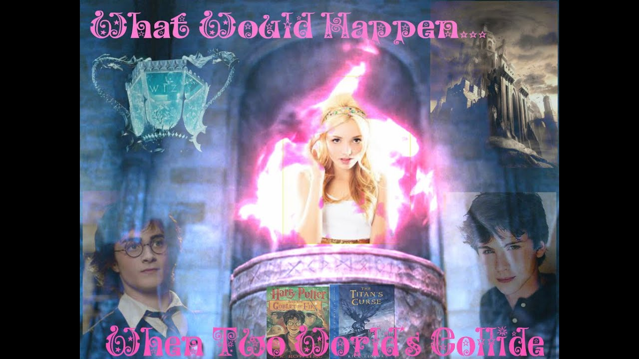 When Two World's Collide (Year 4) - Harry Potter/ Percy Jackson Fanfiction  Trailer